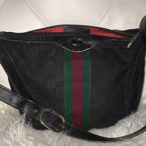 Vintage Gucci Saddlebag!